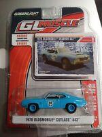 Greenlight GL Muscle 1970 Oldsmobile Cutlass 442 Series 14 2015