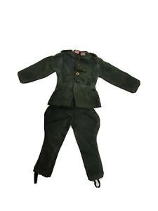 Vintage 1964 Hasbro GI Joe SOTW Russian Infantryman Green Uniform Pants/Jacket