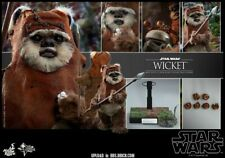 Hot Toys 1/6th scale Wicket Collectib Figure MMS550 Star Wars Return of the Jedi