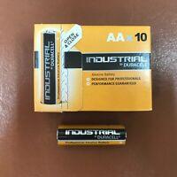 2 x Duracell AA Battery Industrial Alkaline Batteries 1.5V LR6 Longest  Expiry 960d29b0b6c71