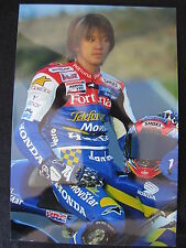 Photo Telefonica Honda NSR250 2001 #74 Daijiro Kato (JAP) #4