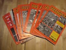 Away Teams L-N Nottingham Forest Football Programme Collections/Bulk Lots