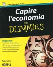 9788820363260 L'economia per tutti for Dummies 1 Libro omaggio