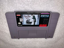 Addams Family Values (Super Nintendo System, 1994) SNES Game Cartridge Excellent