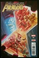 AVENGERS #6 (2017 MARVEL Comics) - VF/NM Comic Book