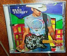 American Saturday Night by Brad Paisley (CD, Jun-2009, Sony BMG)