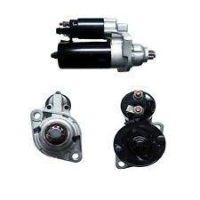 Fits SEAT Leon 1.8 20V Starter Motor 1999-2003 - 17106UK