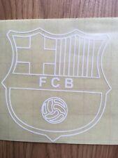 barcelona soccer team vinyl decal