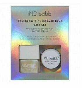 NAILS INC.redible You Glow Girl Cosmic Blur Gift Set Christmal Nail Care Glitter