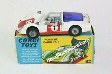 Corgi 330 Porsche Carrera 6, RN1,Excellent Condition in Original Box