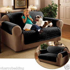 Black Sofa Cover in Decorative Throws for sale | eBay