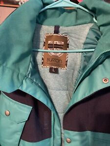 Burton Snowboard Jacket Women's size L