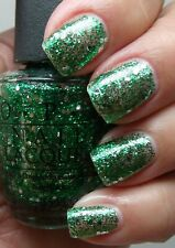 NEW! OPI Nail Polish Vernis FRESH FROG OF BEL AIR ~ MUPPETS COLLECTION GLITTER