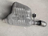 AUDI A6 4f C6 Silenciador Silenciador Escape derecho 4f0253612r
