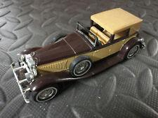 MATCHBOX-LESNEY  MODELS  OF  YESTERYEAR DUESENBERG  J  TOWN  CAR  1930