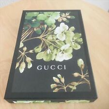 Used GUCCI iPhone Cover box case empty box 11×16.5×2 with Gucci Card