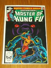 MASTER OF KUNG FU #113 FN (6.0) MARVEL COMICS JUNE 1982+