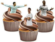 Ronaldo mix cake toppers plaquette carte nouveauté décorations real madrid football