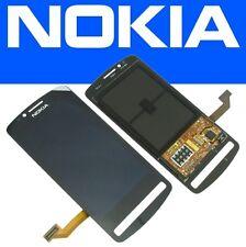 100% Original Nokia 700 LCD Display + Touchscreen Digitizer Touch Screen Schwarz