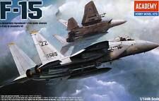 Academy - McDonnell Douglas F-15 Eagle U.S.NAVY Fighter Modello Kit 1:144 NUOVO
