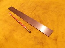 1018 Cr Steel Flat Bar Stock Machine Tool Die Shop Plate 18 X 1 14 X 12 Oal