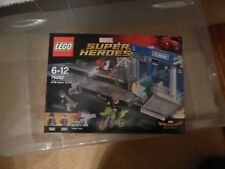 LEGO Marvel Super Heroes ATM Heist Battle 2017 (76082) BNISB