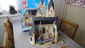 Playmobil 4296 Playmobil Kirche Hochzeit *komplett mit Musik und Sound Funktion*