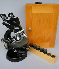 Carl Zeiss Binokular Mikroskop Standard Phasenkontrast