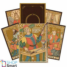 GOLDEN WIRTH TAROT GRAND TRUMPS 22 CARDS ESOTERIC TELLING LO SCARABEO NEW