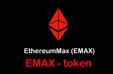 100,000,000 EthereumMax (100 Million eMax) Token Coins Crypto MINING CONTRACT