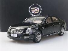 1/18 Cadillac SLS Seville Diecast Metal Car Model Gift Collection Ornament Black