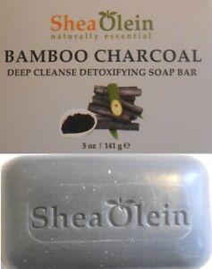 BAMBOO CHARCOAL DEEP CLEANSE DETOXIFYING SOAP
