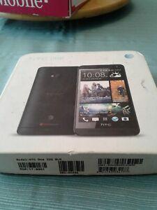 HTC One M7 - 32GB - Black (AT&T) 4G LTE Smartphone Beats Audio