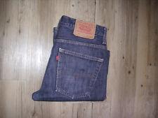 RARITÄT Levis 507 (0404) Bootcut Jeans W32 L32 GUTER ZUSTAND VTG. ZUSTAND H527