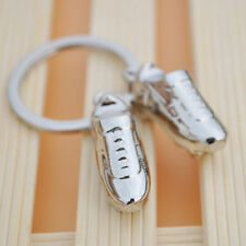 3D Alloy Football shoes Sneakers Keychain Key Ring Pendant Kid Gift Present