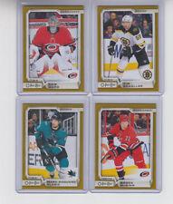18/19 OPC Boston Bruins Tim Schaller Gold card #388