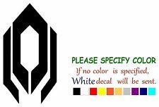 "Mass Effect Cerberus Graphic Die Cut decal sticker Car Truck Boat Window 12"""