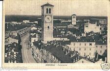 pi 114 1928 VERCELLI Panorama - viagg FP Ed. V.A. Vercelli