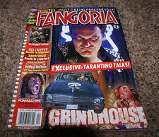 Fangoria 262 GRINDHOUSE Debbie Rochon SEVERANCE Quenten Tarantino THE TRIPPER A9