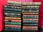 HUGE LOT 27X EASTON PRESS LEATHER 100 GREATEST COLLECTORS EDITION BOOKS