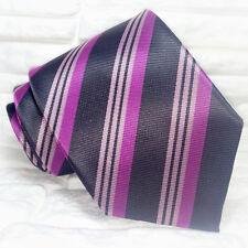 Cravatta righe ,Nuova, qualità TOP ,100% seta,  marca P.  Baldini ,regimental