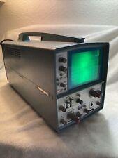 Tektronix T912 10mhz Storage Oscilloscope Used 108910