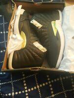 Unreleased Nike Air Jordan 12 XII Retro Bulls 8-13 Gym  Black Toro 130690-601