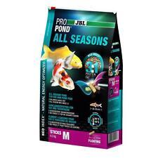 JBL ProPond All Seasons M, Ganzjahresfutter für Koi und Teichfische - 4,3 kg