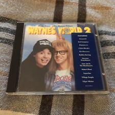 CD Wayne's World 2 Soundtrack