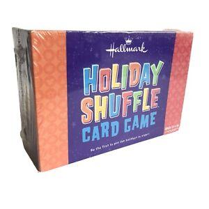 "HALLMARK Holiday Shuffle ""Every Day's A Celebration"" Family Card Game NEW"