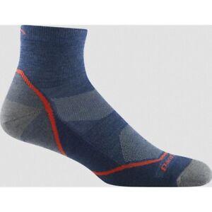 Darn Tough Light Hiker Quarter lightweight Hiking Sock Cushion Men - Merino walk