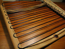 DANISH MODERN Sofa+Chair Reproduction Rubber Loop Coil Support STRAP Hvidt Selig