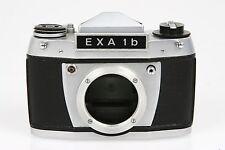 EXA 1b, SLR-Gehäuse mit M42 Anschluss und Prismensucher #717651