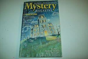 ALFRED HITCHCOCK'S MYSTERY MAGAZINE-I VISITATORI-HORROR GAMES-N. 4-EURO-2000